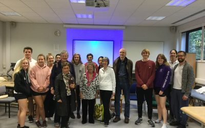 Meeting the next generation of physiotherapists