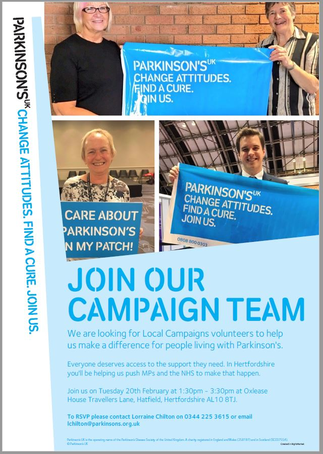 Campaign Team Event